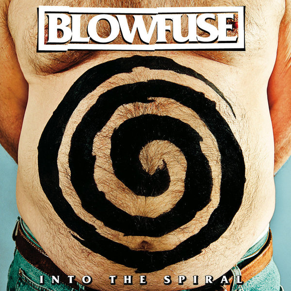 "BLOWFUSE ""Into The Spiral"""