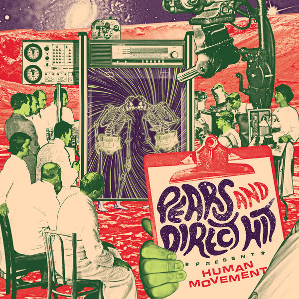 "PEARS / DIRECT HIT ""Human Movement"""